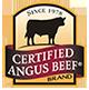 logo certification boeuf angus aaa